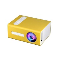1080P Mini LED Portable Home Theater Projector Photo