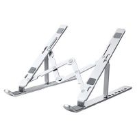 Laptop stand Foldable Aluminium Laptop Holder for Notebook Photo