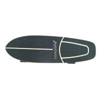 innolife Surf Skateboard Canadian maple Carver / Fish Tail Cruiser Skateboard Photo