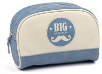 La Chaise Longue Toiletry Bag - Big Moustache Photo