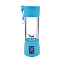 Portable And Rechargeable Smoothie Blender - Green Photo