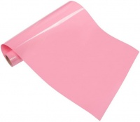 PU Transfer Vinyl Light Pink Photo