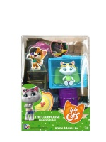 44 Cats Deluxe Playset - Milady's Place Photo