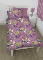 Barbie 'Mermaid Vibes' Comforter Set Photo