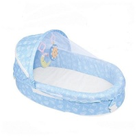 GB Portable Baby Travel Bassinet Foldable Bed Photo