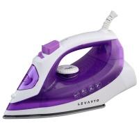 Levarto - Electric Steam Iron Purple - 2200W Photo