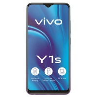 Vivo Y1S Black DS Selfie Stick Cellphone Cellphone Photo