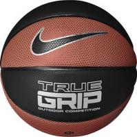 Nike True Grip Ot 8P Amber/Black/Black/Metallic Silver/Black 07 Basketball Photo
