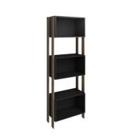 Click Furniture Lexi Black Bookcase Photo