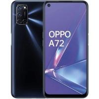 OPPO A72 128GB Single Twilight Black - Branded Cellphone Cellphone Photo
