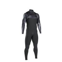 iON Wetsuit - Onyx Amp FZ 3/2 2019 - Black Grey Capsule Photo