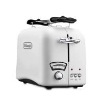 Delonghi Argento 2 Slice Toaster - CT021.W1 Photo