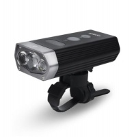 Rockbros 1800 Lumens Ultra Bright Bicycle front Light USB Charging Photo