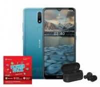 Nokia 2.4 32GB - Blue Power Cellphone Cellphone Photo