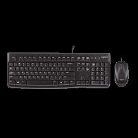 Logitech MK120 Keyboard & Mouse Photo