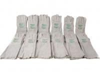 MSA Busta Chrome Leather Elbow Glove x 5 Pairs Photo