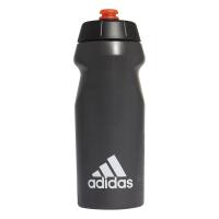 adidas Perform Training Bottle 0.5 - Black/Red Photo