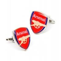 OTC Arsenal Football Club Soccer Fan Cufflinks - Gift for Men - Boxed Photo