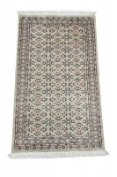 Quality Persian Rugs Gorgeous Bukhara Carpet 153 x 93 cm Photo