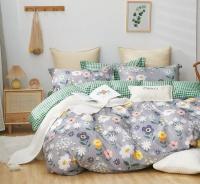 Linen Boutique - Cotton Duvet Cover 3 Piece Set - Merci Photo