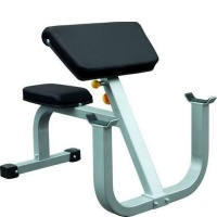 SL FITNESS SuperStrength Preacher Curl Exercise Bench Photo