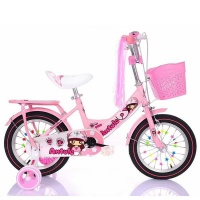 Kids Bike with Training Wheels Photo