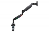 Kensington SmartFit One -Touch Height Adjustable Single Monitor Arm - Black Photo