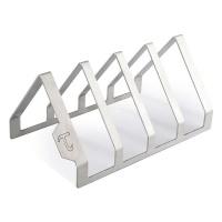 Tau T-Bone Braai Rack - 4 Slot Photo