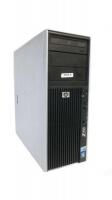 "HP Z400 Workstation Xeon 6GB 500GB 19"" Monitor Photo"
