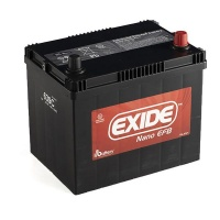 Mazda Cx-7 2.3 T 06-11 Exide Battery [639C] Photo