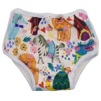 Bamboo Baby Training Pants - Circus Photo