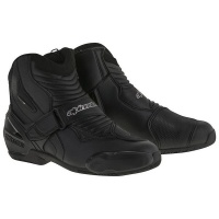 Alpinestars - SMX 1 Motorcycle Boots - Black Photo