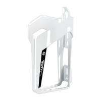 SKS Germany SKS Bottle Cage for Bicycles Lightweight 40g VELOCAGE in Glossy White Photo