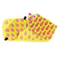 MakeUp Eraser 3-in-1 Pineapple Set Photo