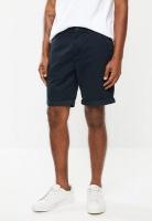 Men's New Look Epp chino shorts - navy Photo