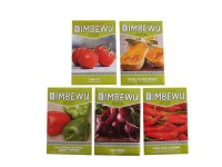 Vegetable Seed - 5 pack - The Colour Collection Photo