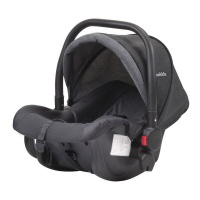 MamaKids Luna Infant Car Seat - Group 0 - Black & Grey Photo