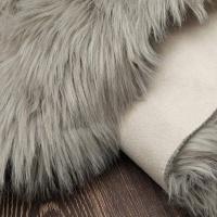 Faux Fur Fuzzy Rug Photo