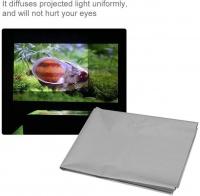 "84"" 4:3 3D HD Portable Foldable Anti-Light Curtain Projector Screen Photo"