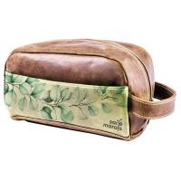 My Sarie Marais Genuine Leather Toiletry or Cosmetic bag | Sterlitzia | Fona & Flora Photo