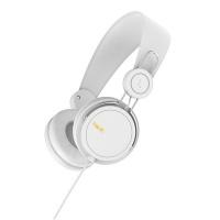 Havit Wired Headphones with Mic – Yellow Blue Photo