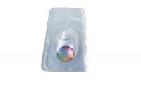 Coloured Contact Lenses - Rainbow Unicorn Photo