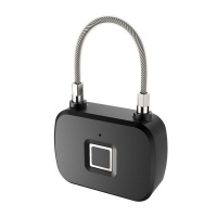 IMIX Smart Fingerprint/Biometric Padlock - L13 Photo