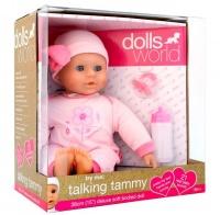 Dollsworld - Talking Tammy Doll - 38cm Photo