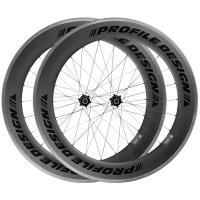 Profile Design Twentyfour 78mm Carbon Wheelset Photo