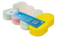 G3 Bath Sponge Body Massage 4 pieces x 2 Pack Photo
