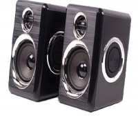 Tuff Luv TUFF-LUV FT165 - 2x3W USB Compact Stereo Speakers 3.5mm input Photo