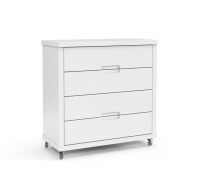 George Mason Baby George & Mason Baby - Tutto Chest Of Drawers With Wheels Photo