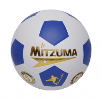 Mitzuma Red Classic Moulded Soccer Ball- Size 5 Photo
