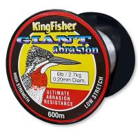 Kingfisher Giant Abrasion Nylon .20MM 2.7KG/6LB Colour Clear 600m Spool Photo